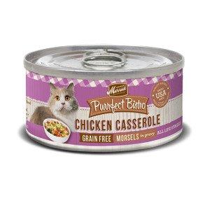 Merrick Merrick Purrfect Bistro Chicken Casserole, 5.5 oz can