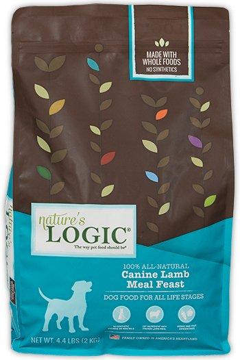 Nature's Logic Nature's Logic Canine Lamb Meal Dry Dog Food, 4.4# bag