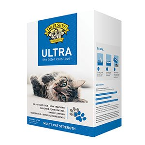 Precious Cat Dr. Elsey's Precious Cat Ultra Clumping Litter
