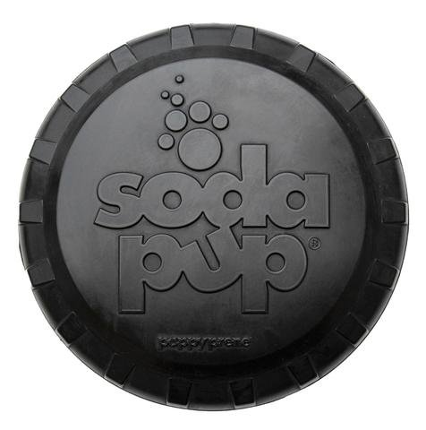 SodaPup SodaPup Bottle Top Flyer Dog Toy
