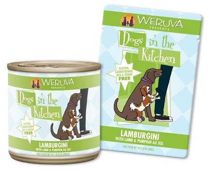 Weruva Weruva Dogs in the Kitchen Lamburgini with Lamb & Pumpkin Canned Dog Food, 10oz can, 12ct