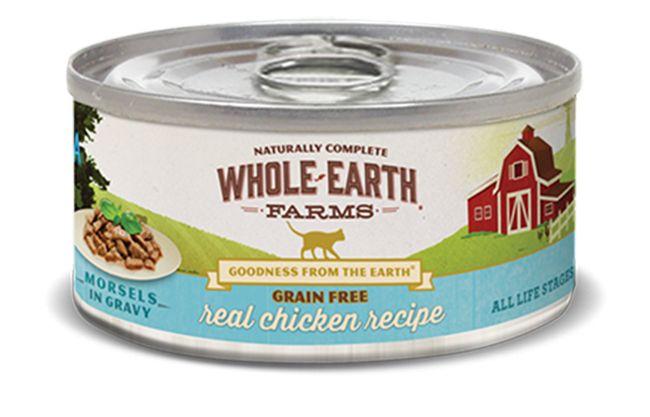 Whole Earth Farms Whole Earth Farms Real Chicken Recipe