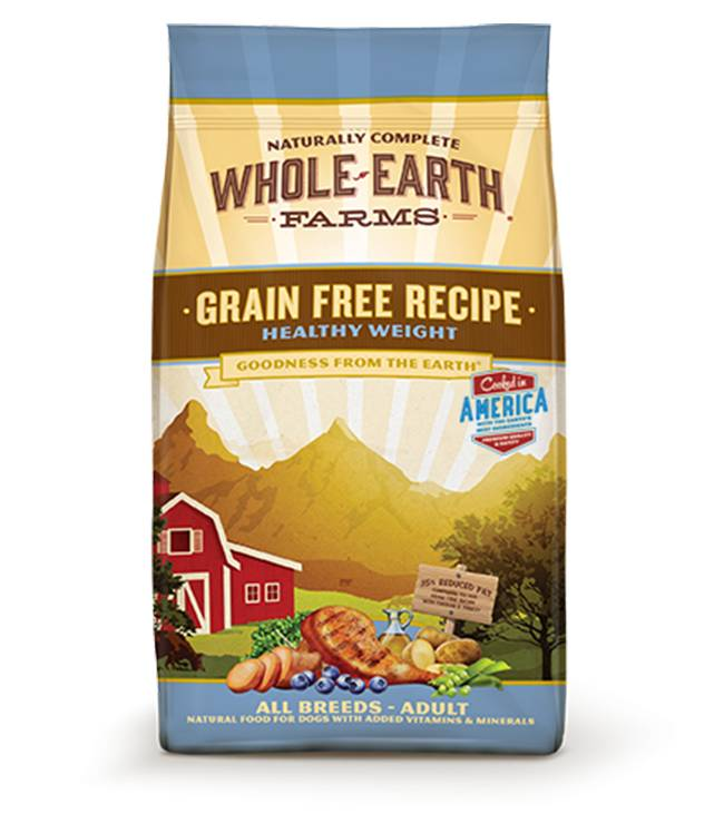 Whole Earth Farms Whole Earth Farms Dry Dog Food