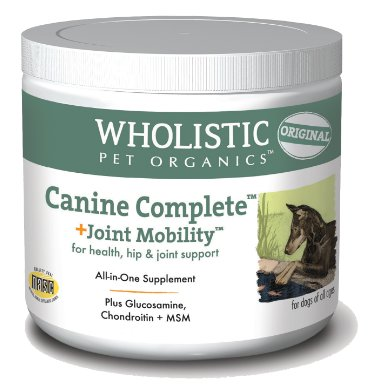 Wholistic Pet Organics Wholistic Canine Complete Joint Mobility
