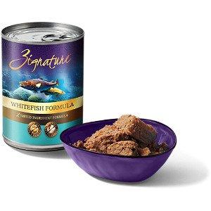 Zignature Zignature Whitefish Canned Dog Food, 13 oz, 12ct