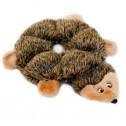 Zippy Paws ZippyPaws Loopy Hedgehog 6 Squeaker Plush Dog Toy