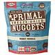 Primal Primal Freeze-Dried Grain-Free Cat Food, Rabbit, 14 oz bag