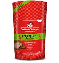 Stella & Chewy Stella & Chewy's Raw Frozen Duck Dog Food Dinner, 6# bag