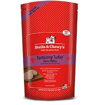 Stella & Chewy Stella & Chewy's Raw Frozen Turkey Dog Food Dinner, 6# bag
