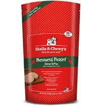 Stella & Chewy Stella & Chewy's Raw Frozen Pheasant Dog Food Dinner, 6# bag