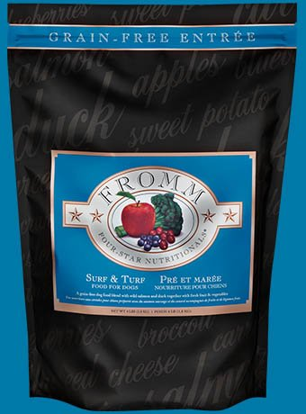 Fromm Fromm Four Star Grain Free Dry Dog Food - Surf & Turf