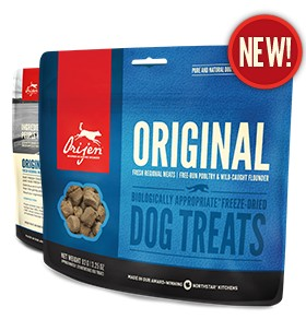 Orijen Orijen Original Freeze-Dried Treats 3.25 oz bag