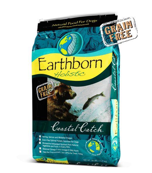 Earthborn Earthborn Holistic Grain-Free Dry Dog Food - Coastal Catch