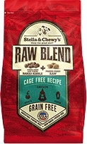 Stella & Chewy Stella & Chewy's Raw Blend Cage-Free Dry Dog Food - Cage-Free