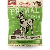 Primal Primal Organic Chicken Chips, 3 oz Bag