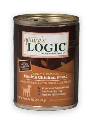 Nature's Logic Nature's Logic Chicken Canned Dog Food, 13.2 oz