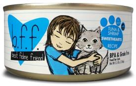 Weruva Weruva BFF Tuna and Shrimp Sweethearts in Gravy Recipe