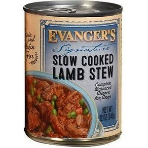 Evanger Evanger's Slow Cooked Lamb Stew, 12 oz can