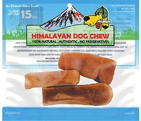 Himalayan Dog Chew Himalayan Dog Chew Blue Small, 3.5 oz bag