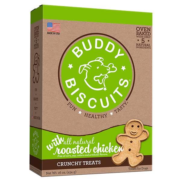 Cloud Star Cloud Star Buddy Biscuits Rotisserie Chicken, 14 oz box