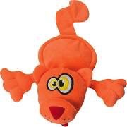 Hear Doggy Hear Doggy Flattie Orange Cat