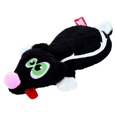 Hear Doggy Hear Doggy Flattie Black Skunk