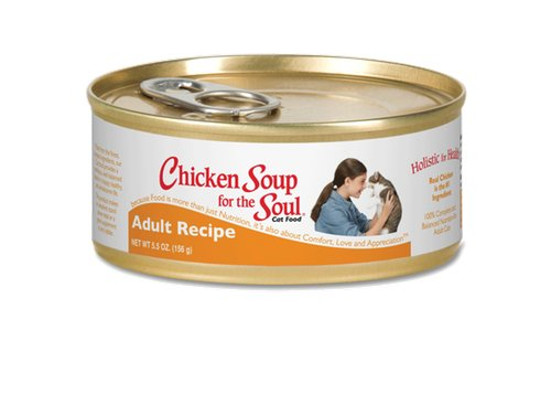 Chicken Soup Pet Chicken Soup for the Soul Adult Recipe, 5.5 oz can
