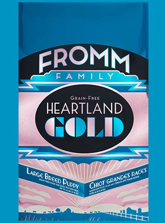 Fromm Fromm Heartland Gold Grain Free Dry Dog Food - Large Breed Puppy
