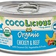 Party Animal Party Animal Cocolicious Organic Chicken & Beef Cat Can Food, 5.5 oz can
