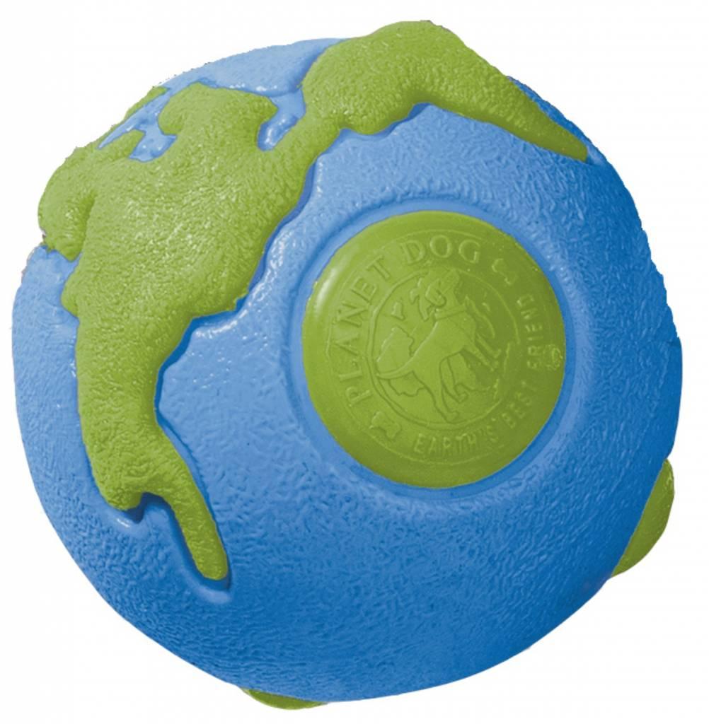 Planet Dog Planet Dog Orbee Ball Tuff Blue/Green Medium
