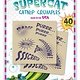 Quaker Pet Products SuperCat Catnip Crumples, 40ct/ pack