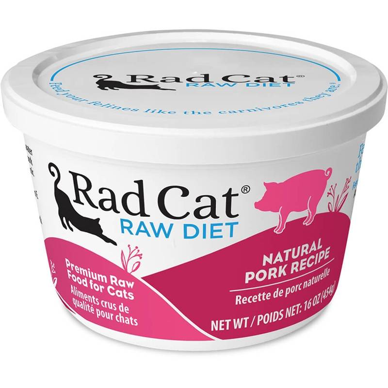 Rad Cat Rad Cat Frozen - Feline Pork Recipe