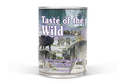 Taste of the Wild Taste of the Wild Sierra Mountain Adult 12/13.2oz
