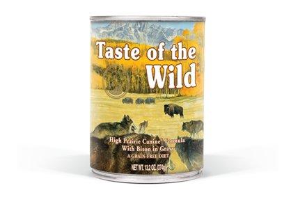 Taste of the Wild Taste of the Wild Adult High Prairie 12/13.2oz