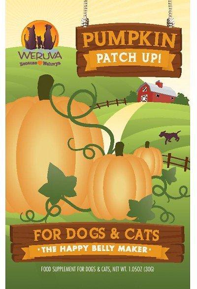 Weruva Weruva Pumpkin Patch Up, 2.8 oz pouch
