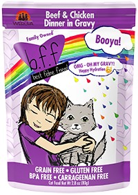 Weruva Weruva BFF OMG! Cat Food Pouch in Gravy