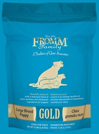 Fromm Fromm Gold Large Breed Puppy, 33 lb bag