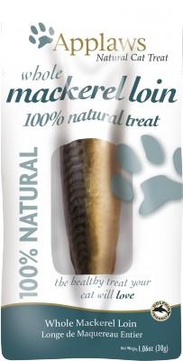 Applaws Applaws Whole Mackerel Loin Cat Treat, 1.06oz