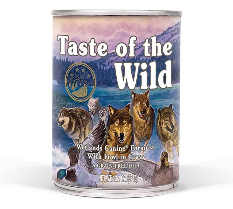 Taste of the Wild Taste of the Wild Wetlands Adult 12/13.2 oz can
