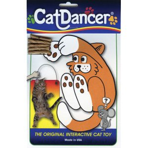 Cat Dancer Cat Dancer Interactive Cat Toy