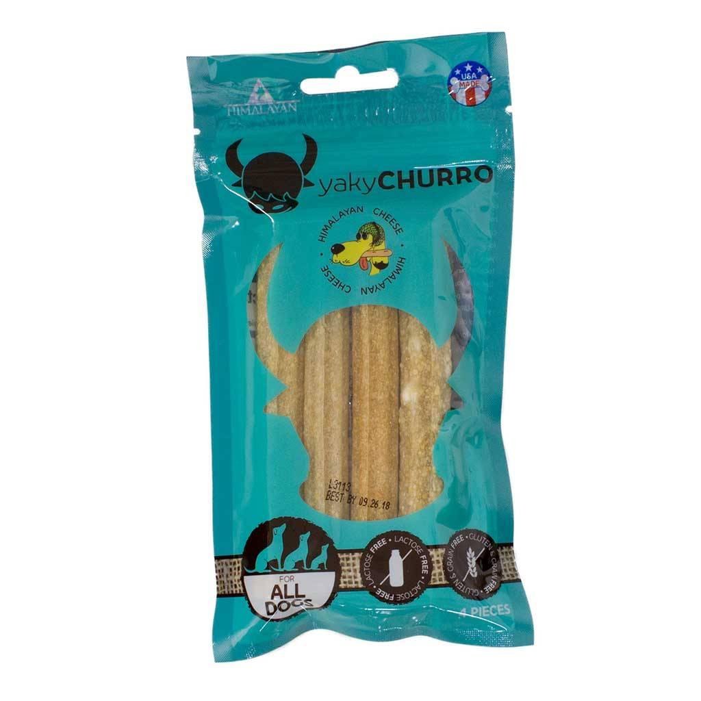 Himalayan Dog Chew Himalayan Dog Chew Yaky Churro, 4.9 oz bag