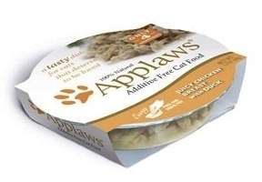 Applaws Applaws Additive Free Chicken Breast with Duck Cat Food, 2.12oz tray