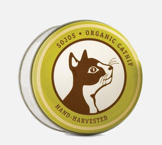 Sojos Sojos Organic Cat Nip, 1 oz tin