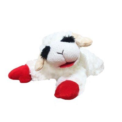 "Multipet Multipet Lamb Chop, 10"""