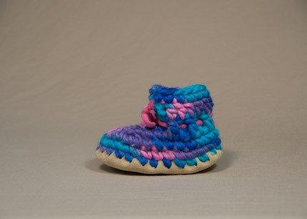 Padraig Padraig Baby Slippers