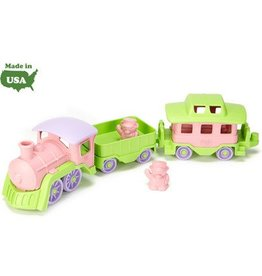 Green Toys Pink Train Set by Green Toys