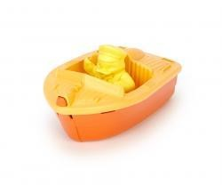 Green Toys Orange Race Boat by Green Toys