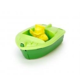 Green Toys Green Speed Boat Bath Toys by Green Toys
