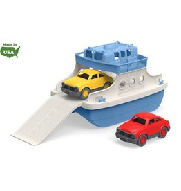 Green Toys Ferry Boat with 2 Cars by Green Toys