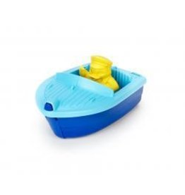 Green Toys Blue Launch Boat Bath Toy by Green Toys